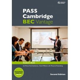 Pass Cambridge BEC Vantage Second Edition Student's Book