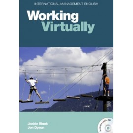 International Management English: Working Virtually + Audio CD