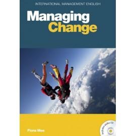 International Management English: Managing Change + Audio CD