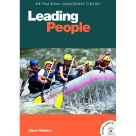 International Management English: Leading People + Audio CD