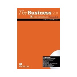 The Business 2.0 Pre-Intermediate Teacher's Book + Resource Disc