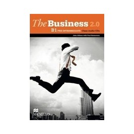 The Business 2.0 Pre-Intermediate Class CD