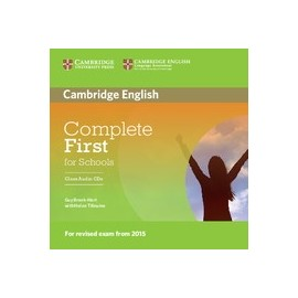 Complete First for Schools Class CDs