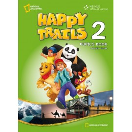 Happy Trails 2 Pupil's Book + Audio CD