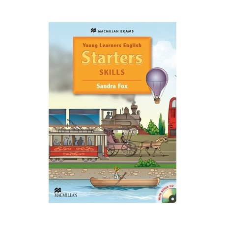 Young Learners English Skills Starters Pupil's Book Macmillan 9780230448995