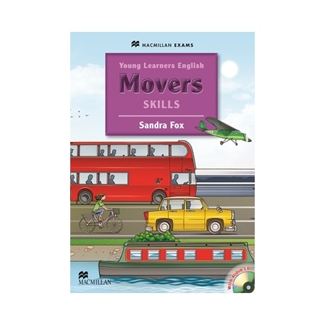 Young Learners English Skills Movers Pupil's Book Macmillan 9780230449046