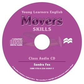 Young Learners English Skills Movers Class CD
