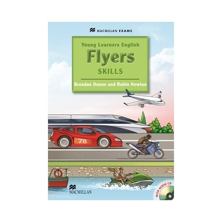 Young Learners English Skills Flyers Pupil's Book Macmillan 9780230449091