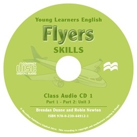 Young Learners English Skills Flyers Class CD