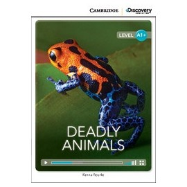 Deadly Animals + Online Access