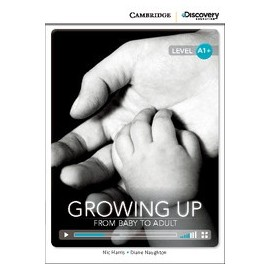 Growing Up: From Baby to Adult + Online Access