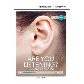 Are You Listening? The Sense of Hearing + Online Access
