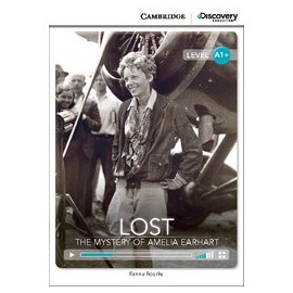 Lost: The Mystery of Amelia Earhart + Online Access