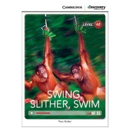 Swing, Slither, Swim + Online Access