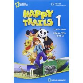 Happy Trails 1 Class Audio CDs