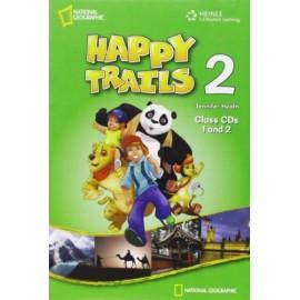 Happy Trails 2 Class Audio CDs