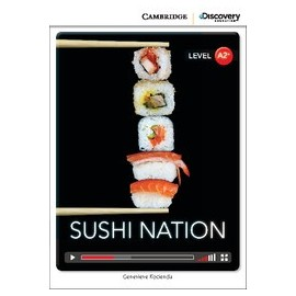 Sushi Nation + Online Access