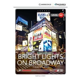 Bright Lights on Broadway: Theaterland + Online Access