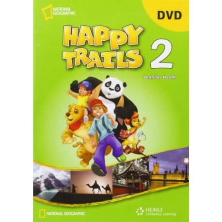 Happy Trails 2 DVD Cengage Learning 9781111351014