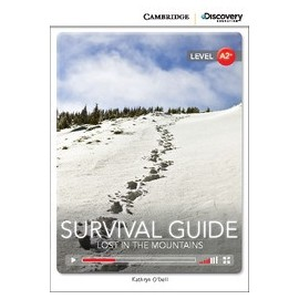 Survival Guide: Lost in the Mountains + Online Access