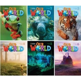 Our World Starter - 6 Professional Development Classroom Presentation Tool DVD