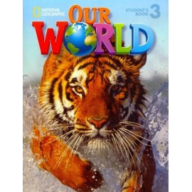 Our World 3 Student's Book + CD-ROM