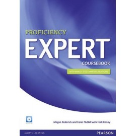 Proficiency Expert Coursebook + Audio CDs