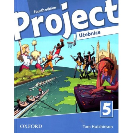 Project 5 Fourth Edition Student's Book Czech Edition Oxford University Press 9780194764698
