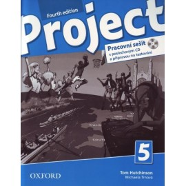 Project 5 Fourth Edition Workbook with Online Practice + Audio CD Czech Edition