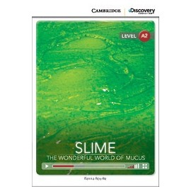 Slime: The Wonderful World of Mucus + Online Access