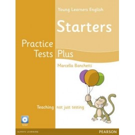 Cambridge Young Learners English Practice Tests Plus Starters Student's Book