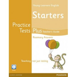 Cambridge Young Learners English Practice Tests Plus Starters Teacher's Book + MultiROM