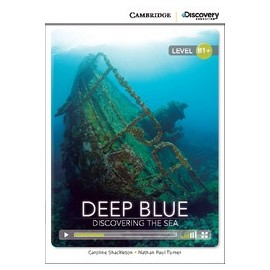Deep Blue: Discovering the Sea + Online Access