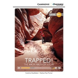 Trapped! The Aron Ralston Story + Online Access