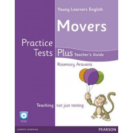 Cambridge Young Learners English Practice Tests Plus Movers Teacher's Book + MultiROM