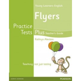 Cambridge Young Learners English Practice Tests Plus Flyers Teacher's Book + MultiROM