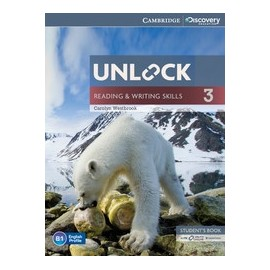 Unlock 3 Reading and Writing Skills Student's Book + Online Workbook