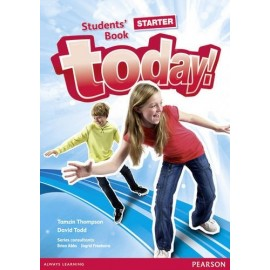 Today! Starter Student's Book