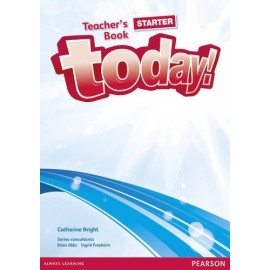 Today! Starter Teacher's Book + eText Access Code