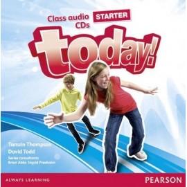 Today! Starter Class Audio CDs