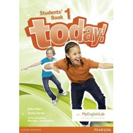 Today! 1 Student's Book + Access to MyEnglishLab