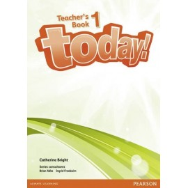 Today! 1 Teacher's Book + eText Access Code