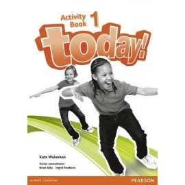 Today! 1 Activity Book