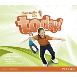 Today! 1 Class Audio CDs
