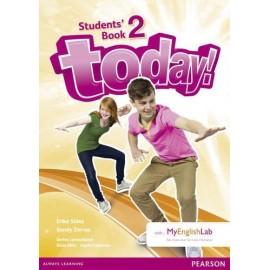 Today! 2 Student's Book + Access to MyEnglishLab