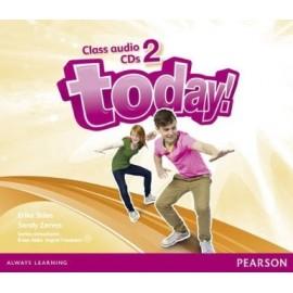 Today! 2 Class Audio CDs