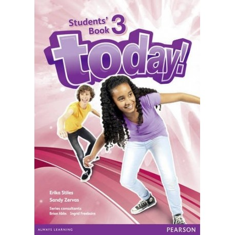 Today! 3 Student's Book