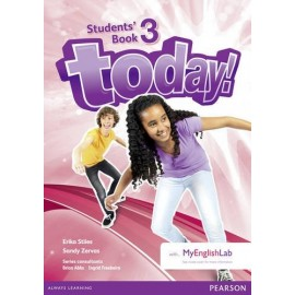 Today! 3 Student's Book + Access to MyEnglishLab