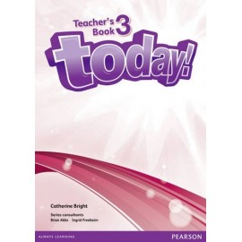 Today! 3 Teacher's Book + eText Access Code