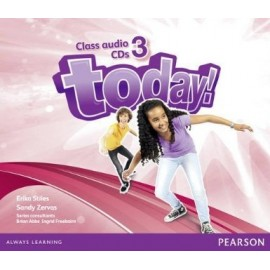 Today! 3 Class Audio CDs